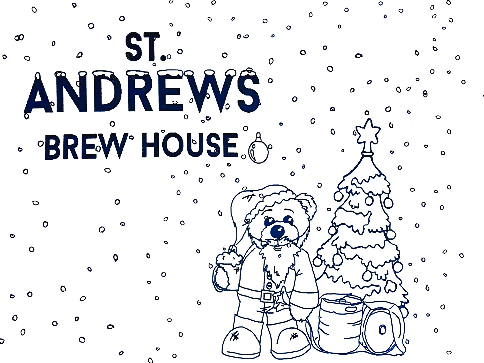 Christmas | St Andrews Brew House